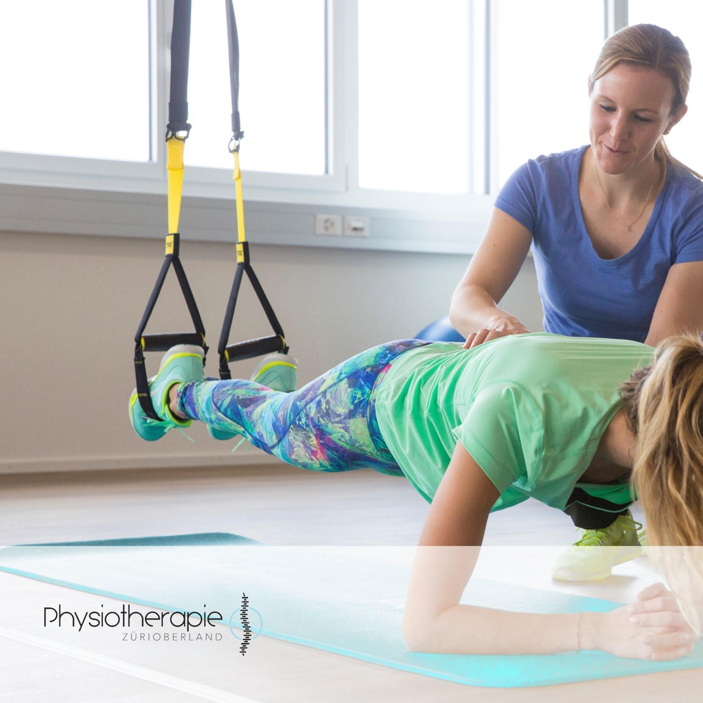 TRX Schnuppertraining im März bei Physiotherapie ZüriOberland AG