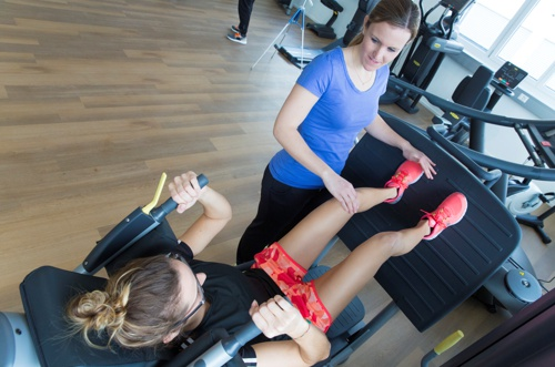 Physiotherapie ZüriOberland Fitnesstudio