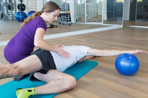 Physiotherapie ZüriOberland Spiraldynamik ®