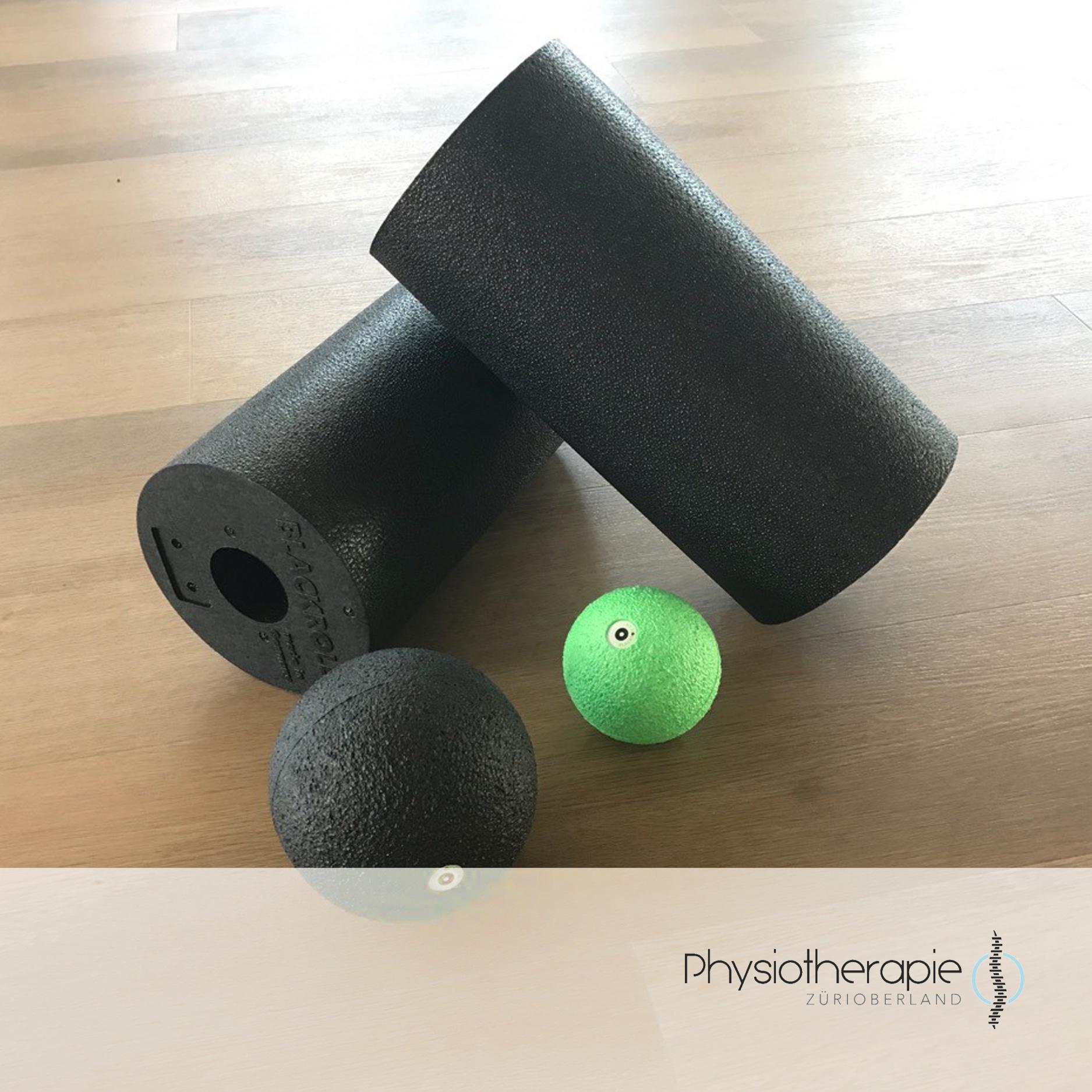 Physiotherapie ZüriOberland Faszio Aktion