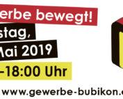 Physiotherapie ZüriOberland AG Gewerbe bewegt 2019