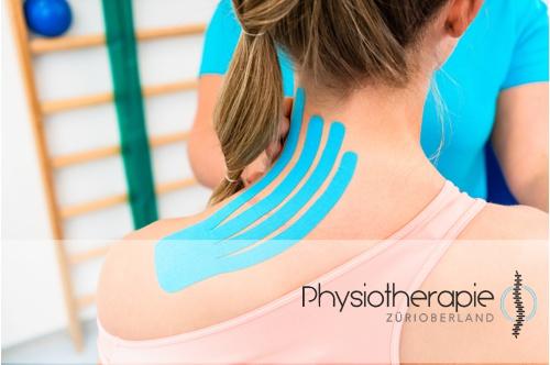 Kinesiotape Physiotherapie ZüriOberland AG