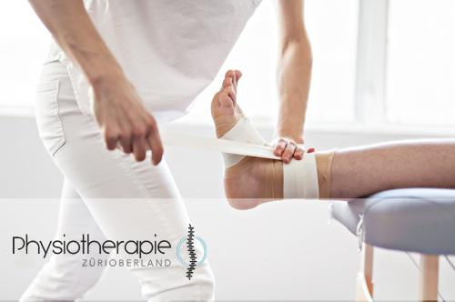 Leukotape Physiotherapie ZüriOberland AG